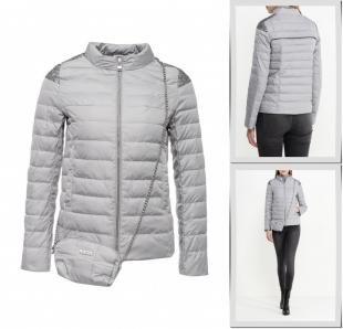 Серые куртки, куртка утепленная clasna, весна-лето 2016