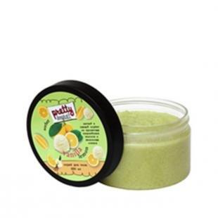 Скраб для тела с солью и маслом, tasha скраб для тела с ароматом лимонно-ванильного сорбета (объем 250 мл)