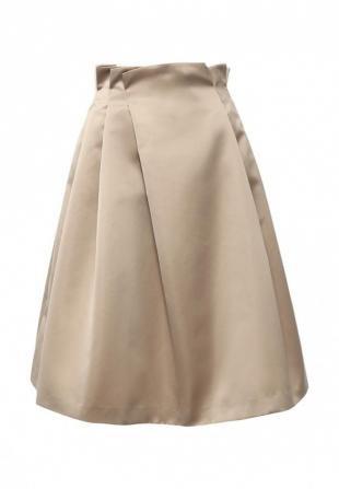 Бежевые юбки, юбка jil sander navy, весна-лето 2016