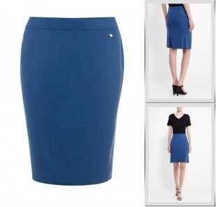Синие юбки, юбка finn flare, весна-лето 2015