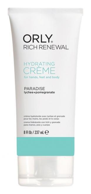 Крем-скраб для тела, orly rich renewal hydrating crème paradise (объем 237 мл)
