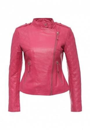 Розовые куртки, куртка кожаная apart, весна-лето 2016