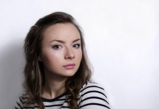 Легкий дневной макияж, весенний макияж для старшеклассниц