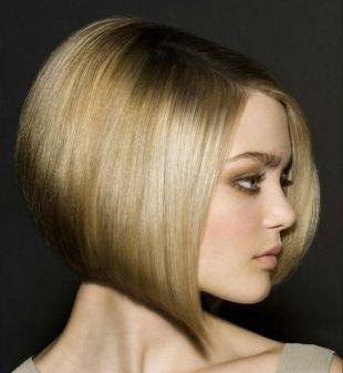 Причёски с распущенными волосами на короткие волосы, прическа пышный боб