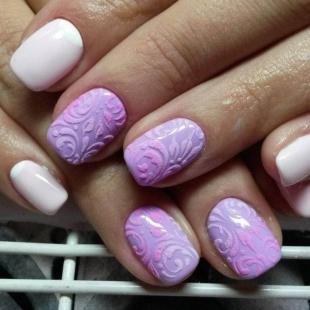 Ажурные рисунки на ногтях, актуальные тенденции дизайна ногтей