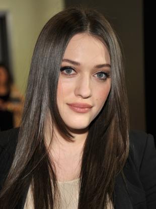 Перламутровый цвет волос на длинные волосы, пепельно-шоколадный цвет волос