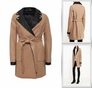 Пальто, пальто lost ink, осень-зима 2016/2017