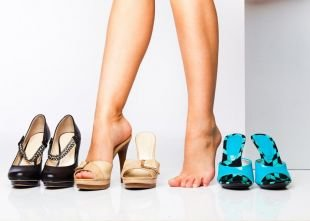 Как подобрать обувь к платью: удачные сочетания