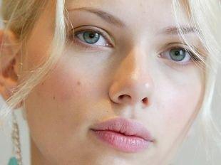 Макияж для школы, макияж а-ля натюрель для серых глаз