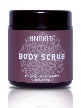 Скраб из оливкового масла и соли, anariti скраб для тела ,1000 г