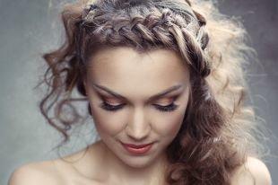 Коричневый макияж, весенний макияж в коричневых тонах
